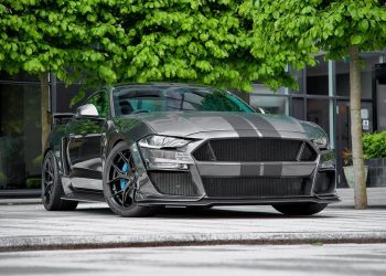 Ford Mustang GT в тюнинге Clive Sutton Tuning